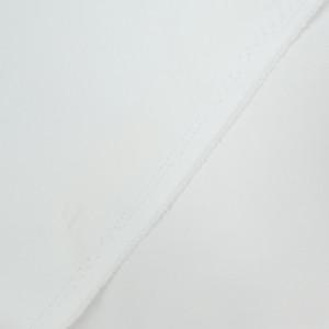 Satin blanc - Tissu robe de mariée - Mercerine
