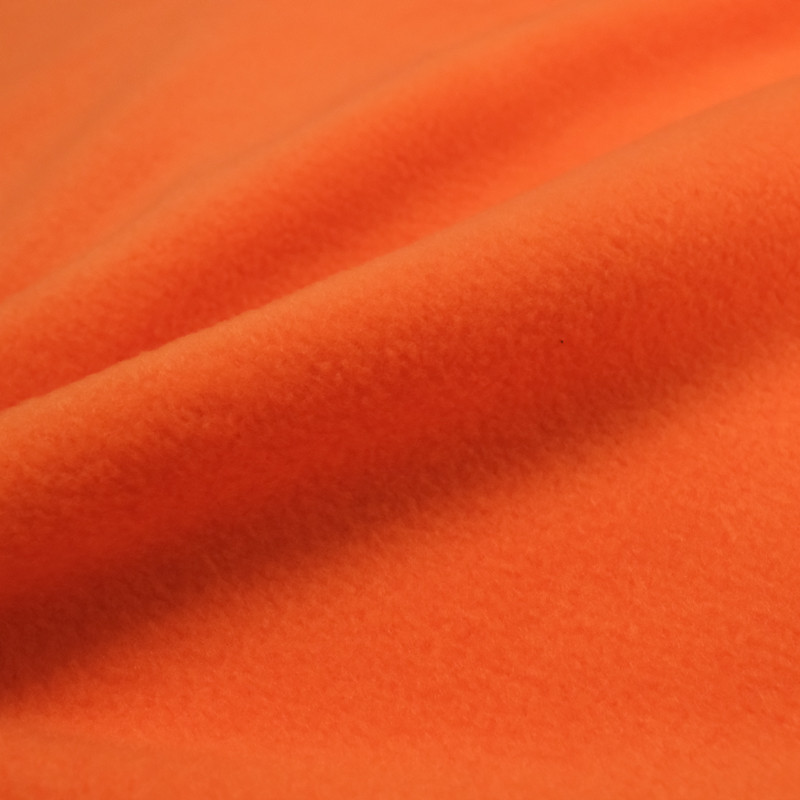 Prix = 0,5 m Polarfleece Uni limegrün hiver tissu modestoff Enfants Tissu