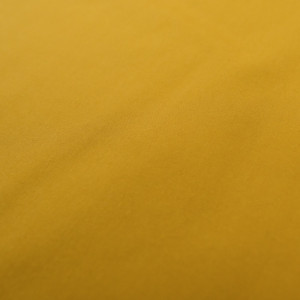 Popeline curryCamille - Tissu coton - label oeko tex - Teinté en France - Mercerine