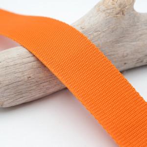 Sangle 4cm polypropylène orange