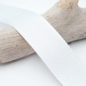 Sangle 4cm polypropylène blancVictor -