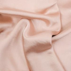 Tissu Satin rose nude Soirée - Mercerine
