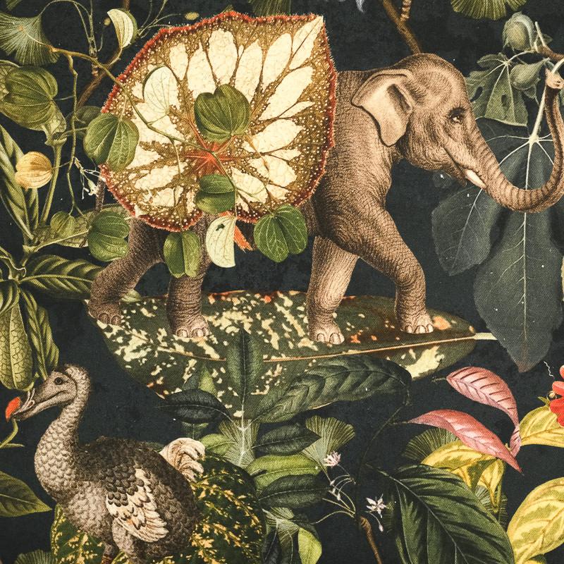 Bachette de Coton Jardin extraordinaire vert