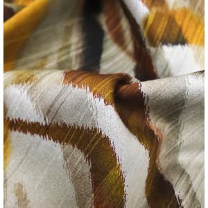 Tissu abstrait- Tissu robes jupes et vestes légères