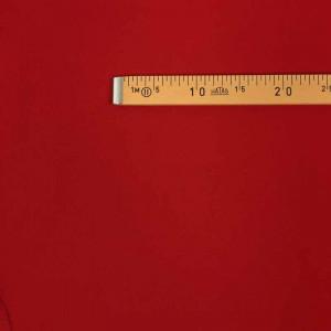 Tissu crêpe au mètre - Tissu rouge pour robe