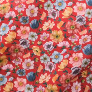 Coton Liberty Fabrics Cosmos B