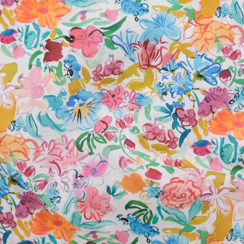 Coton Liberty Fabrics Matilda May A