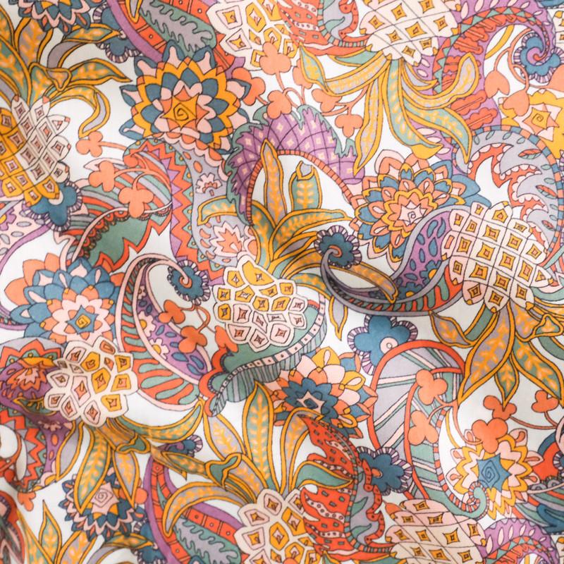 Coton Liberty Fabrics Pineapple A