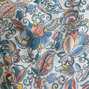 Coton Liberty Fabrics Passion Blooms A