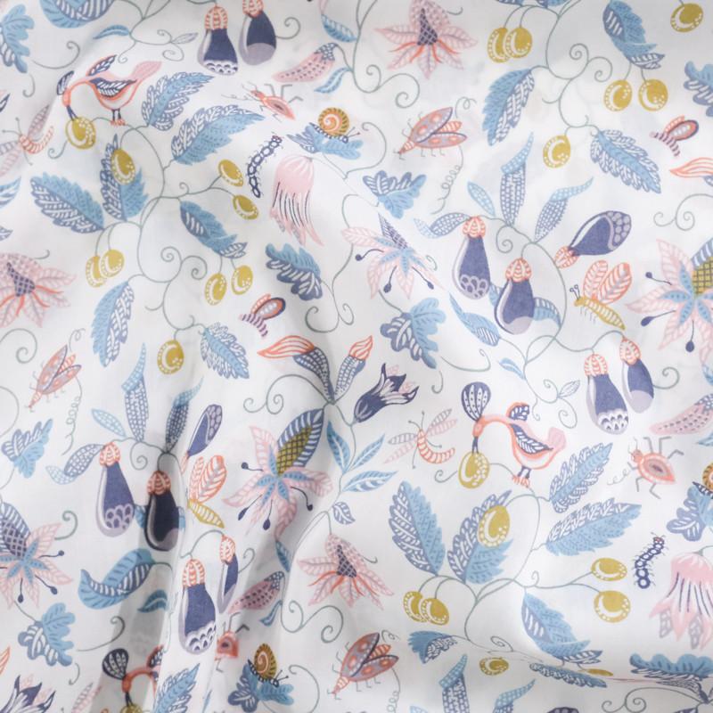 Coton Liberty Fabrics Jitter Bug C