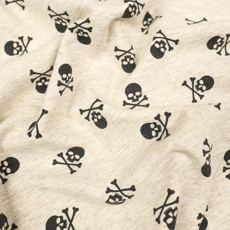 Jersey de coton nude pirates