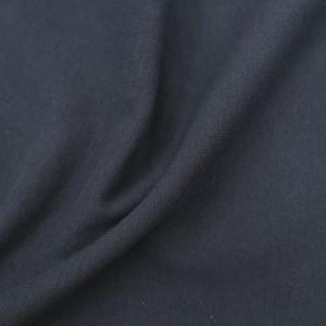 Tissu Bord côte Bleu marine
