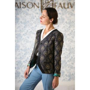 Ispahan -Patron  veste - Maison Fauve -
