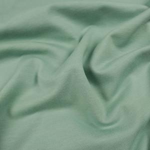 Jersey coton bleu vert  Oekotex Kate