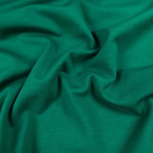 Jersey coton vert Oekotex Kate