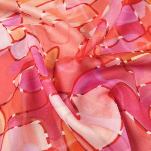 Dashwood Studio Rayonne Circle lines Paint rose