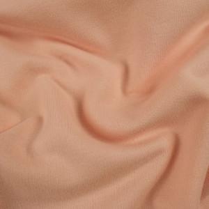 Jersey molleton rose - sweat fin bio