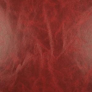 Simili cuir rouge foncé prima
