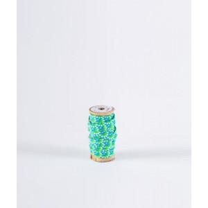 Biais Zazen vert menthe - Petit Pan