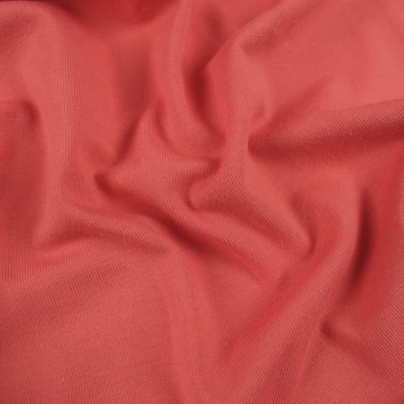 Jersey corail oekotex coton Lise