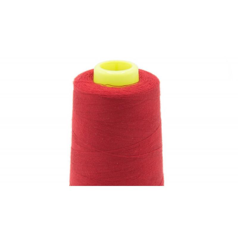 Mercerie en ligne : Fil Rouge surjeteuse -  Mercerine