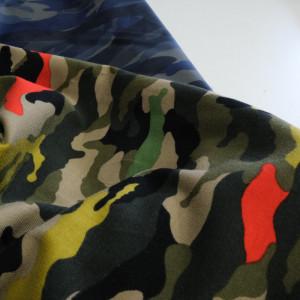 Tissu camouflage