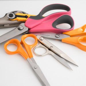Ciseaux et outils de coupe