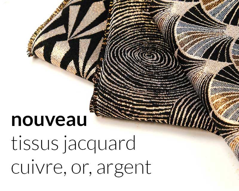 Tissus jacquard